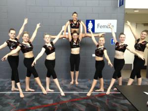 Acro Team Candance