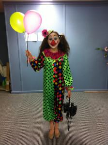 Chelsea Clown
